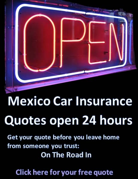 Ad Car insurance Mexico