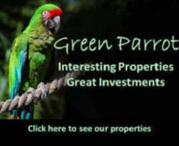 ad Green Parrot