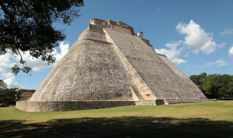 Uxmal The Magician