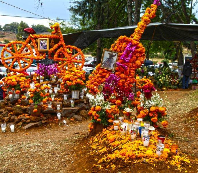 Day of the Dead Patzquaro Photo by Bill Bell
